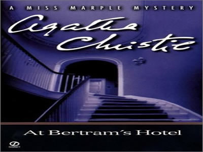MowXml, Mister3euros, At Bertram's Hotel - Agatha Christie