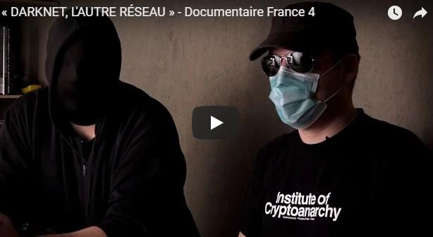 DARKNET, L'AUTRE RÉSEAU - Documentaire France 4 - Journal Pour ou Contre - MowXml