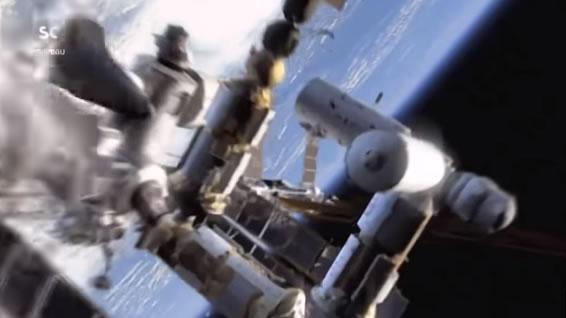 Les Dossiers de la NASA [ Illumination sur L'ISS ] - Journal Pour ou Contre - MowXml
