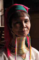 Thaïlande : les ethnies montagnardes : les karen