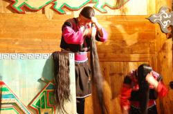 Thaïlande : les ethnies montagnardes : les mien ou yao