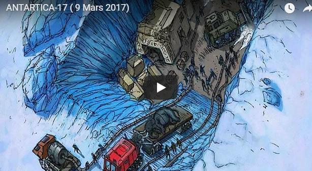 ANTARTICA-17 - 9 Mars 2017 - Journal Pour ou Contre - MowXml
