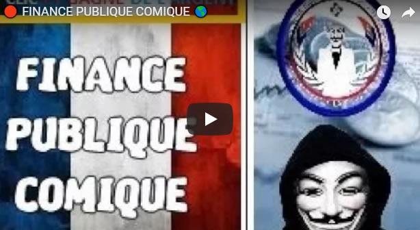 🔴 FINANCE PUBLIQUE COMIQUE 🌎 - Journal Pour ou Contre - MowXml