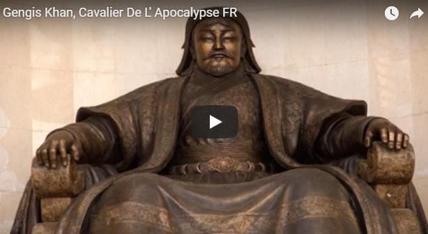 Gengis Khan - Cavalier De L'Apocalypse FR - Journal Pour ou Contre - MowXml