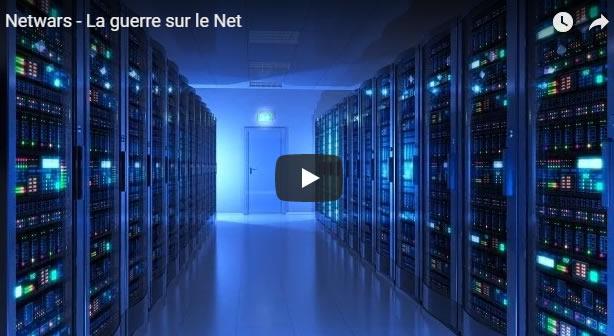 Netwars - La guerre sur le Net - Journal Pour ou Contre - MowXml