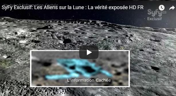 SyFy Exclusif - Les Aliens sur la Lune - La vérité exposée HD FR - Journal Pour ou Contre - MowXml