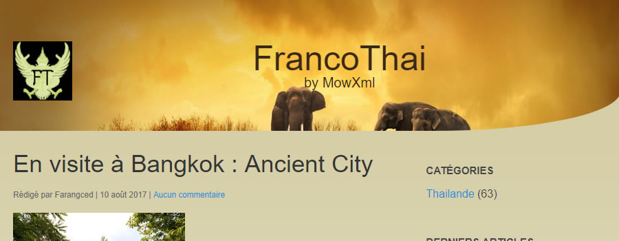 site, news, MowXml, Francothai