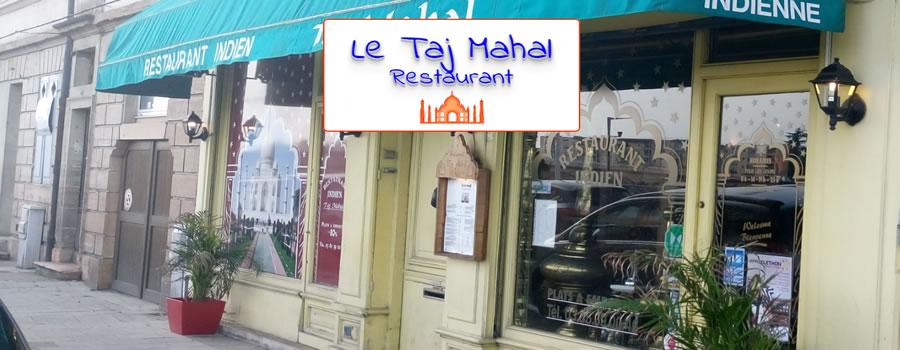 Le Taj Mahal 71000 Mâcon, restaurant indien et pakistanais présenté par MowXml
